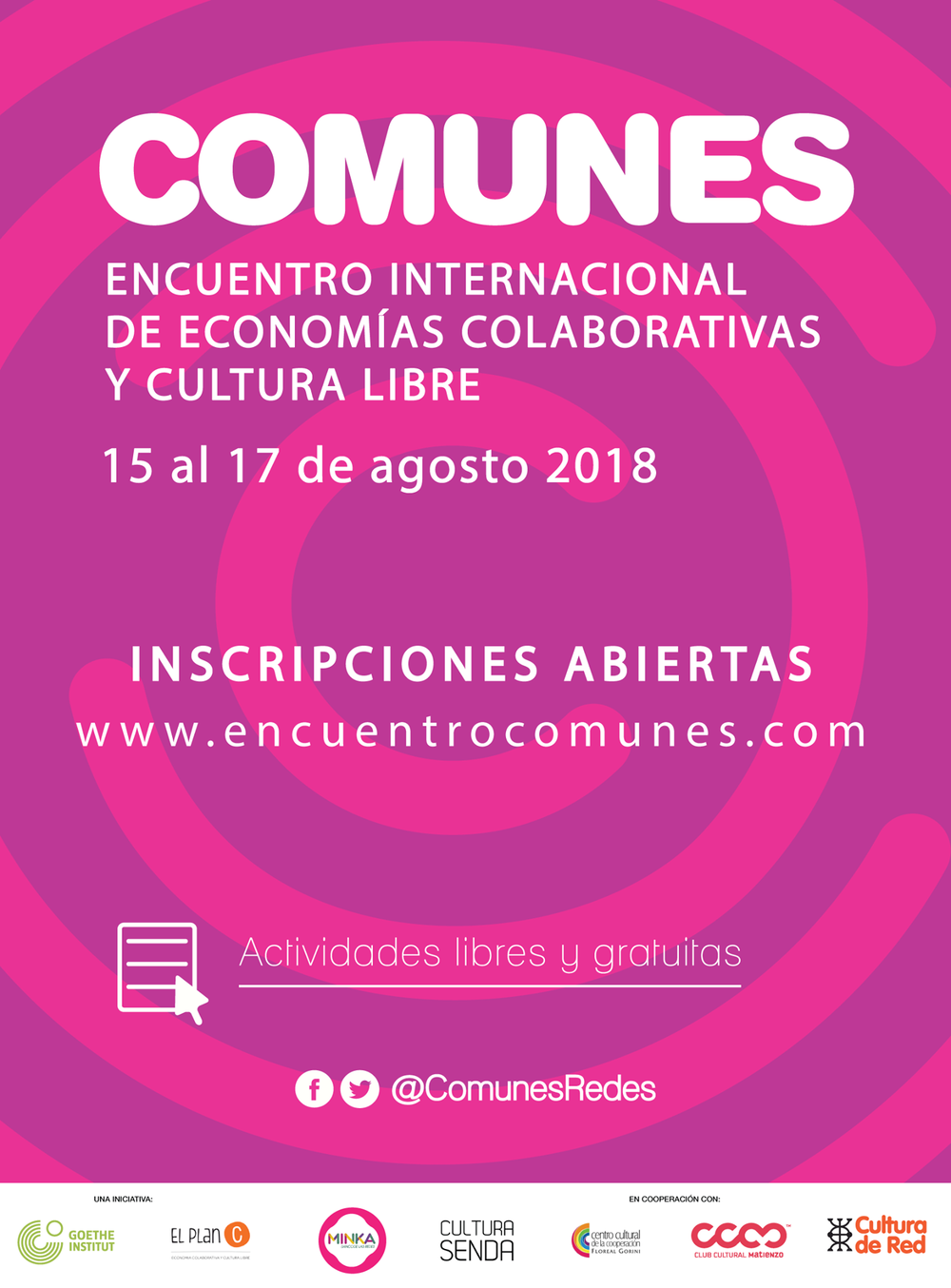 Festival   Comunes  .