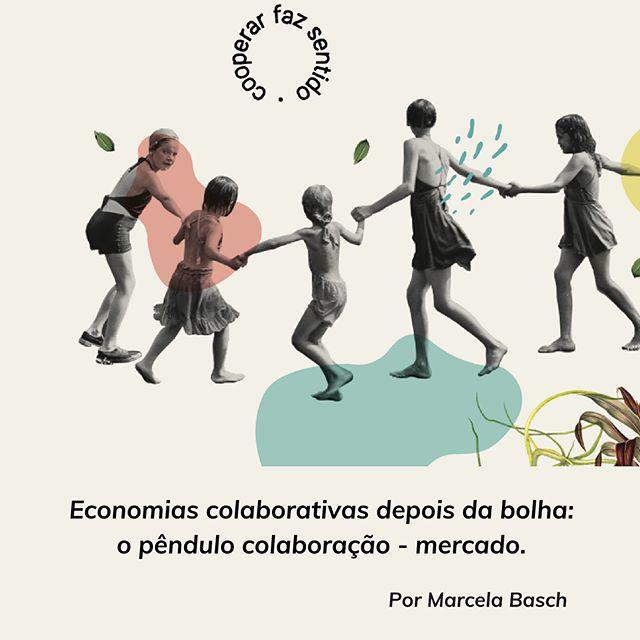 """""""Como aproveitar as tecnologias a nosso favor, usar os dados de maneira ética e potencializar a inteligência coletiva para o bem?"""" """"Como pensar estratégias para que os sistemas colaborativos e abertos reduzam a desigualdade e melhorem a vida de milhões de pessoas? Está em nossa mãos."""" Nosso novo post é uma ótima reflexão sobre os rumos da Economia Colaborativa. 🤓  #economiacolaborativa #comunes #bemcomum #sharingeconomy #economiadocompartilhamento #novaeconomia #economia #inteligenciacolectiva #collaborativeeconomy #dados #marcelabasch"""