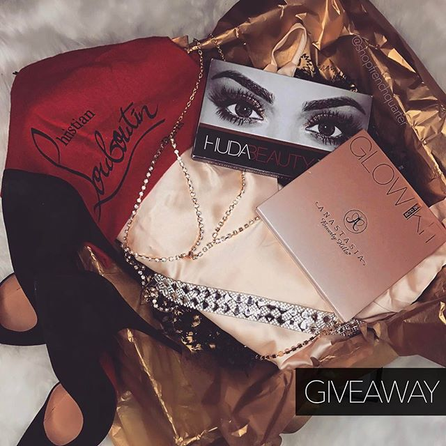 WIN A PAIR OF RED BOTTOMS ✨ along with other goodies from your favs at TFQ! See original post for contest details. ENDS TOMORROW ✨