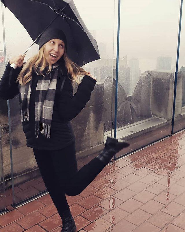 She makes my heart smile. 🖤🖤🖤 . . . . . . . #mylove #nyc #topoftherocknyc #newyorkcity #newyorknewyork