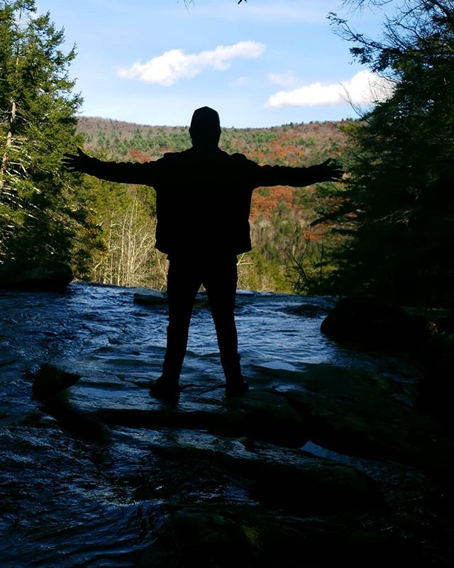 Exploring Glendale falls with @__jackie_k. . . . . . . #glendalefalls #massachusetts #explore #nofilter #naturephotography #nature #hikingadventures #nofilterneeded #thegreatoutdoors