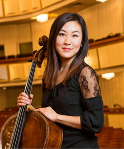 Eugena Chang, Cello