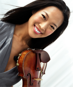 AngelLa ahn, violin