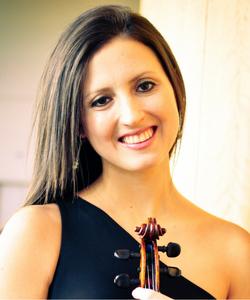 Rebecca Racusin, violin