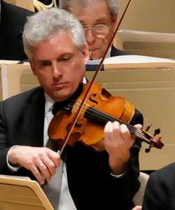 Edward Gazouleas, viola
