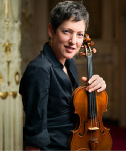 Jennifer Ross, violin