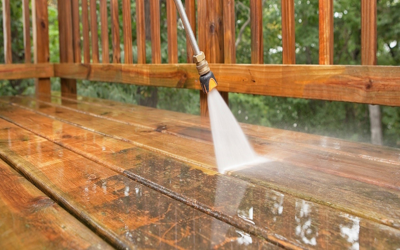 In addition to increasing the lifespan of your siding or paint, pressure washing removes the dirt and grime that builds up throughout the weeks and months, leaving your home looking its best day in and day out.