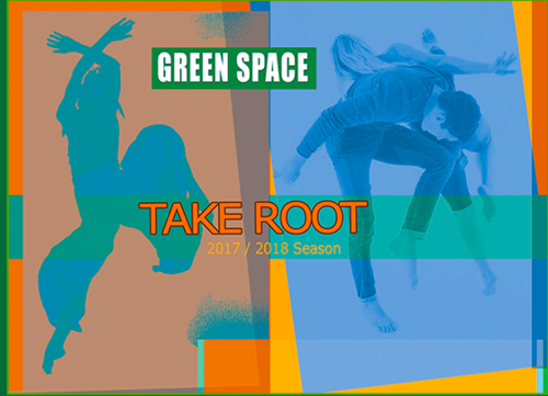 Take Root Series - BRUSH/MCGRATH (WORKS)(SHAWN BRUSH AND MOLLY MCGRATH)GREEN SPACE37-24 24TH ST. #301LONG ISLAND CITY, NY 11101