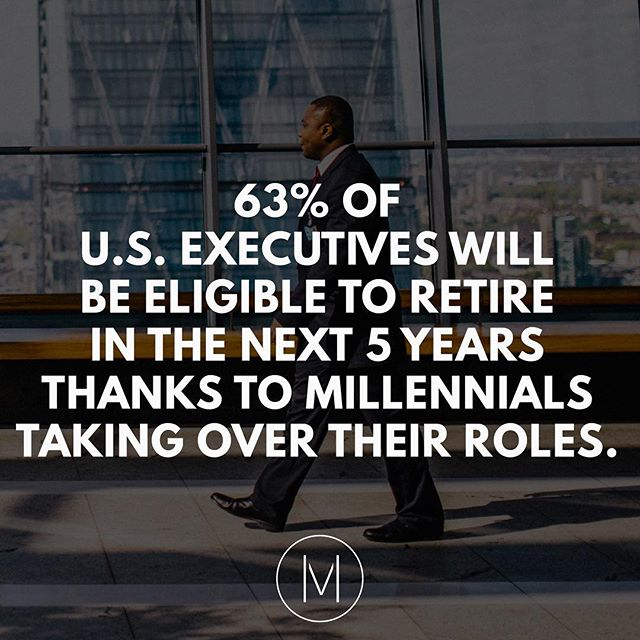 Show this to your boss for a promotion. Who doesn't want to retire early?
