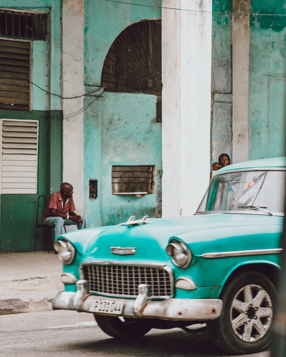 Coffee table book coming Fall 2019! - The book looks to offer a glimpse into the everyday lives of people in Cuba. A hardcover and softcover version will be available for pre-orders soon. Sign up for the newsletter to be notified first and to get discounts and exclusive offers.