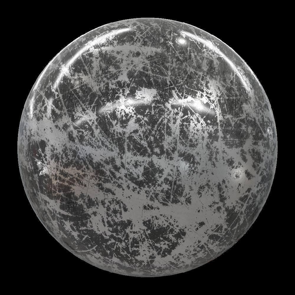 MetalPaintedBlackWorn002_sphere.png
