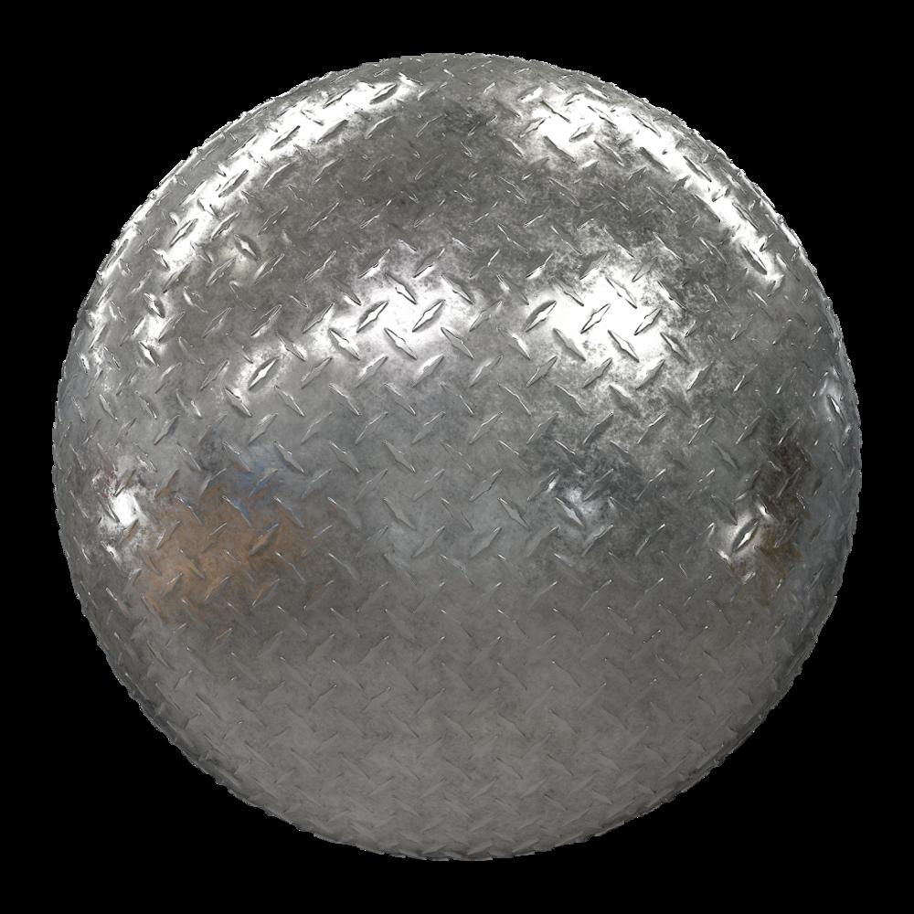 MetalDiamondPlateSteelWorn001_sphere.png