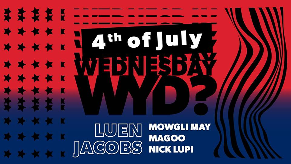 This #WYDnesday: Luen Jacobs, Mowgli May, Magoo, Nick Lupi