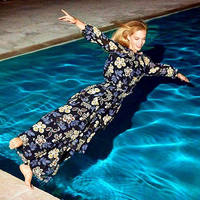 This #heatwave got us feeling like...💦💦💦 #pooltime #jumpin