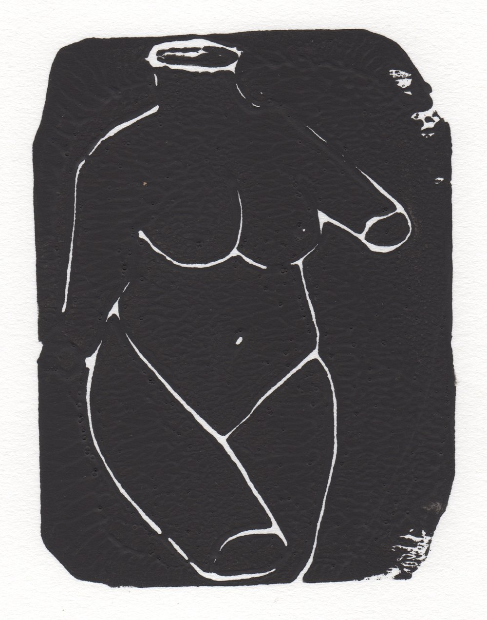 Venus Figurine Print