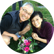 Perry and Audrey Sakai