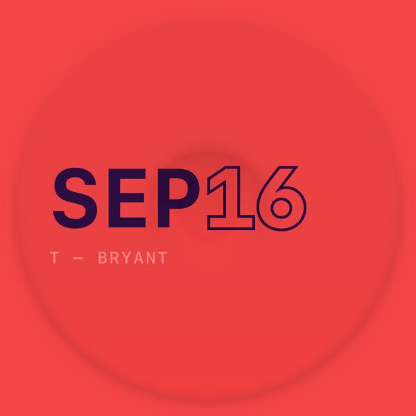 2016 09 — SEPTEMBER