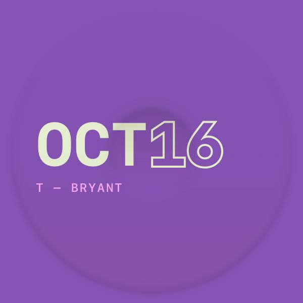 2016 10 —OCTOBER