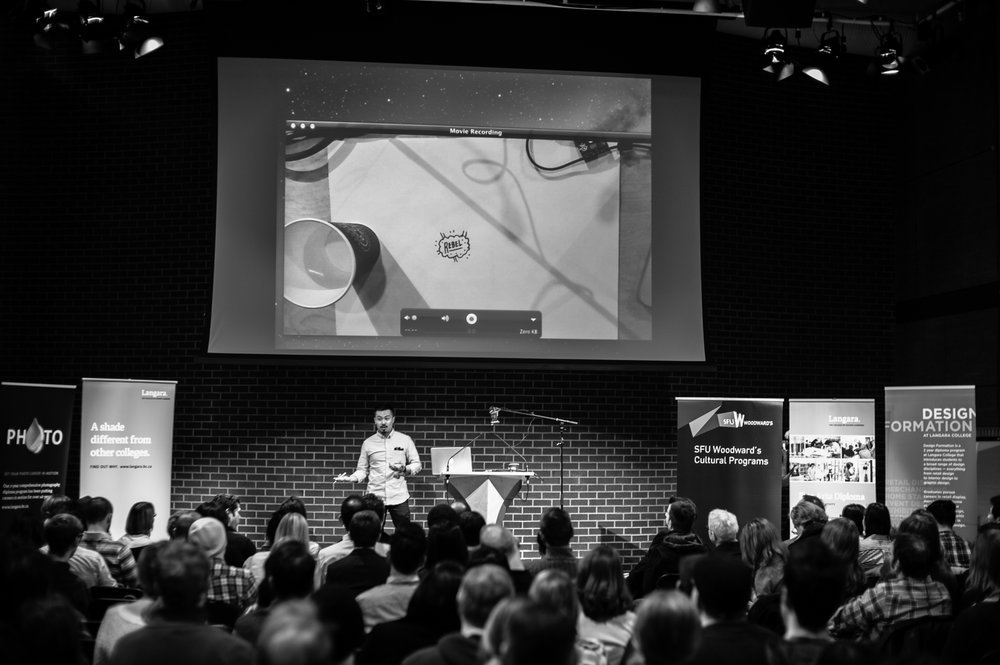 Creative Mornings Talk - Carson Ting discusses the rebel inside himClick to watch