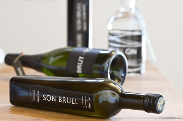 Son Brull MAllorca_oil