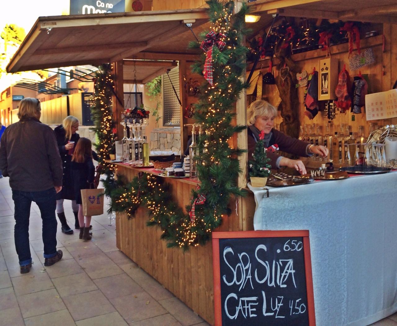 Mallorca Christmas Market