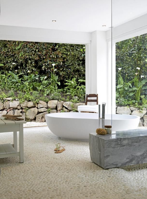 open, bath, bath tube, glass wall, interior, interior design, Mallorca, Majorca, Signature Estate, home, villa