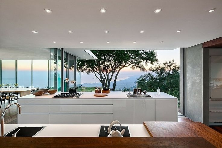 kitchen, Mallorca, Majorca, modern, architecture, interior, design, interior design, lifestyle, view, sea view