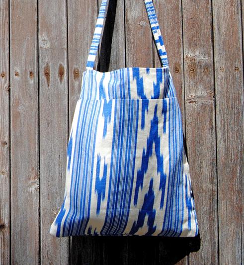MAllorca, Majorca, ikat, textile, interior, bag