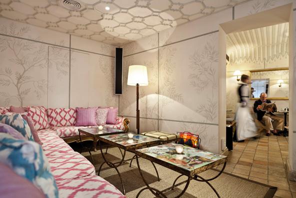 Mallorca, Majorca, textile, ikat, interior, decor, Cappuccino Group, Cappuccinno Cafe, Borne, Palma de Mallorca, retail