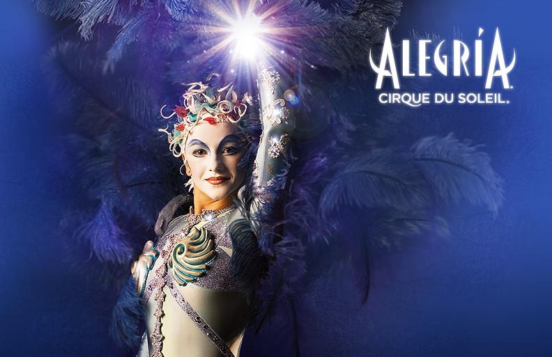 Cirque du Soleil in Mallorca in August