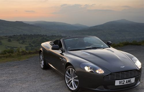 Sixt Rent-a-car incorporates Aston Martin models in its Mallorcan fleet
