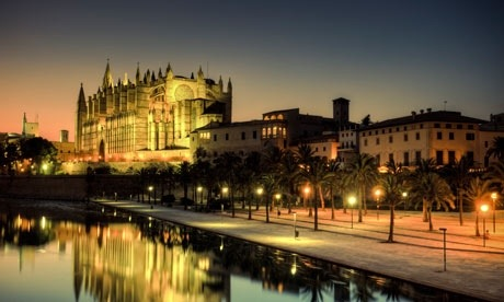 The golden age of Palma de Mallorca