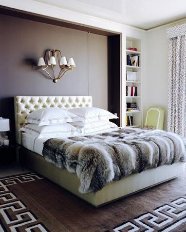 Interiors - Faux Fur Fever