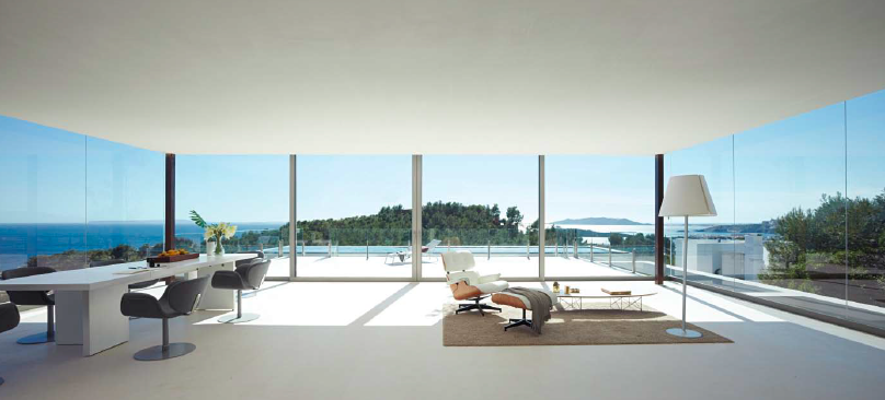 Sunday Inspiration - Can Trucci villa in Cap Martinet, Ibiza