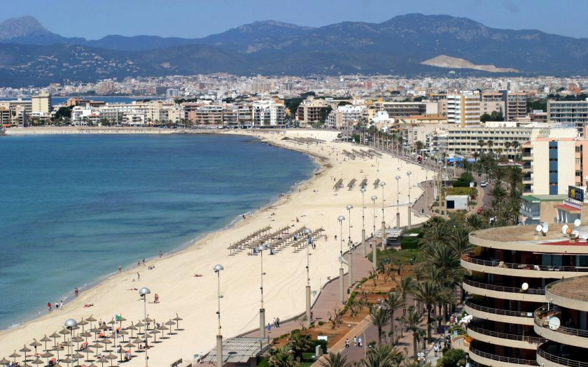 A 1.5m Euro facelift for Playa de Palma Majorca