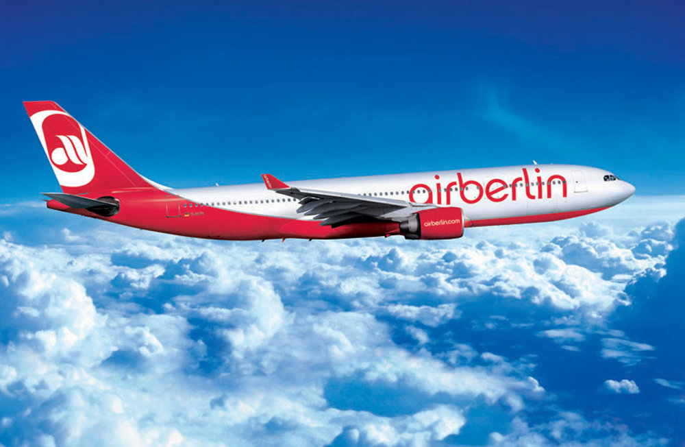 "Airberlin has a new ""YourFare"" fare structure - Get cheaper to Mallorca"