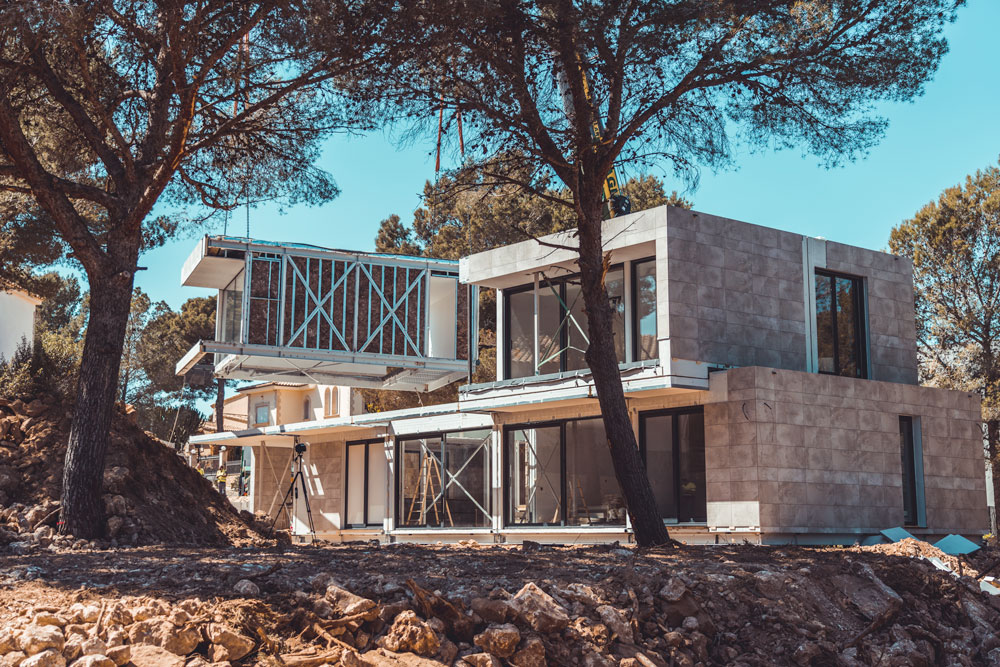 Why modular houses?