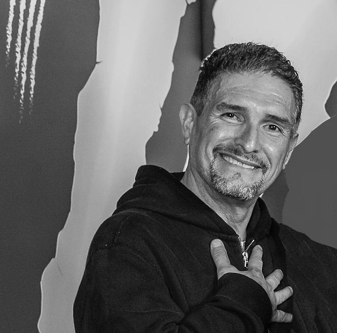 Antonio Fernandez Ex-NYC Gang Leader -