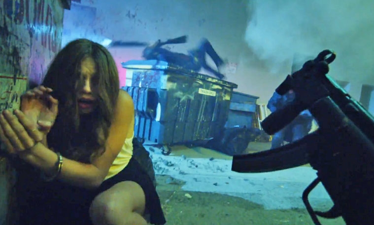 Best Music Video - The Weeknd - False AlarmGreat Guns/Mirror Films