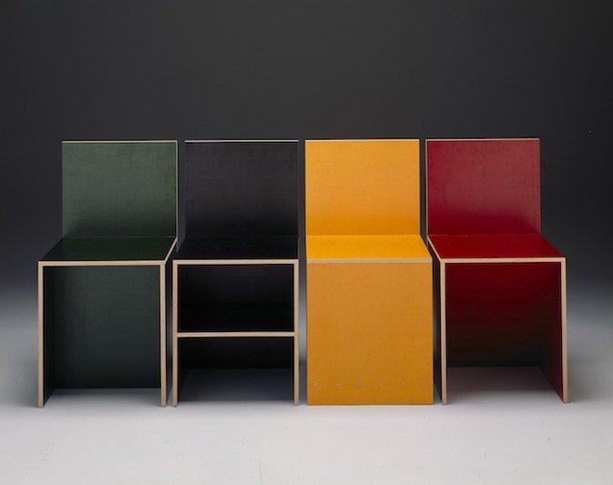 Wood Furniture, 1982