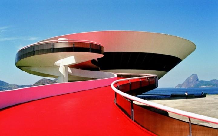 Musée d'Art Contemporain de Niteroi, Brésil (1996)