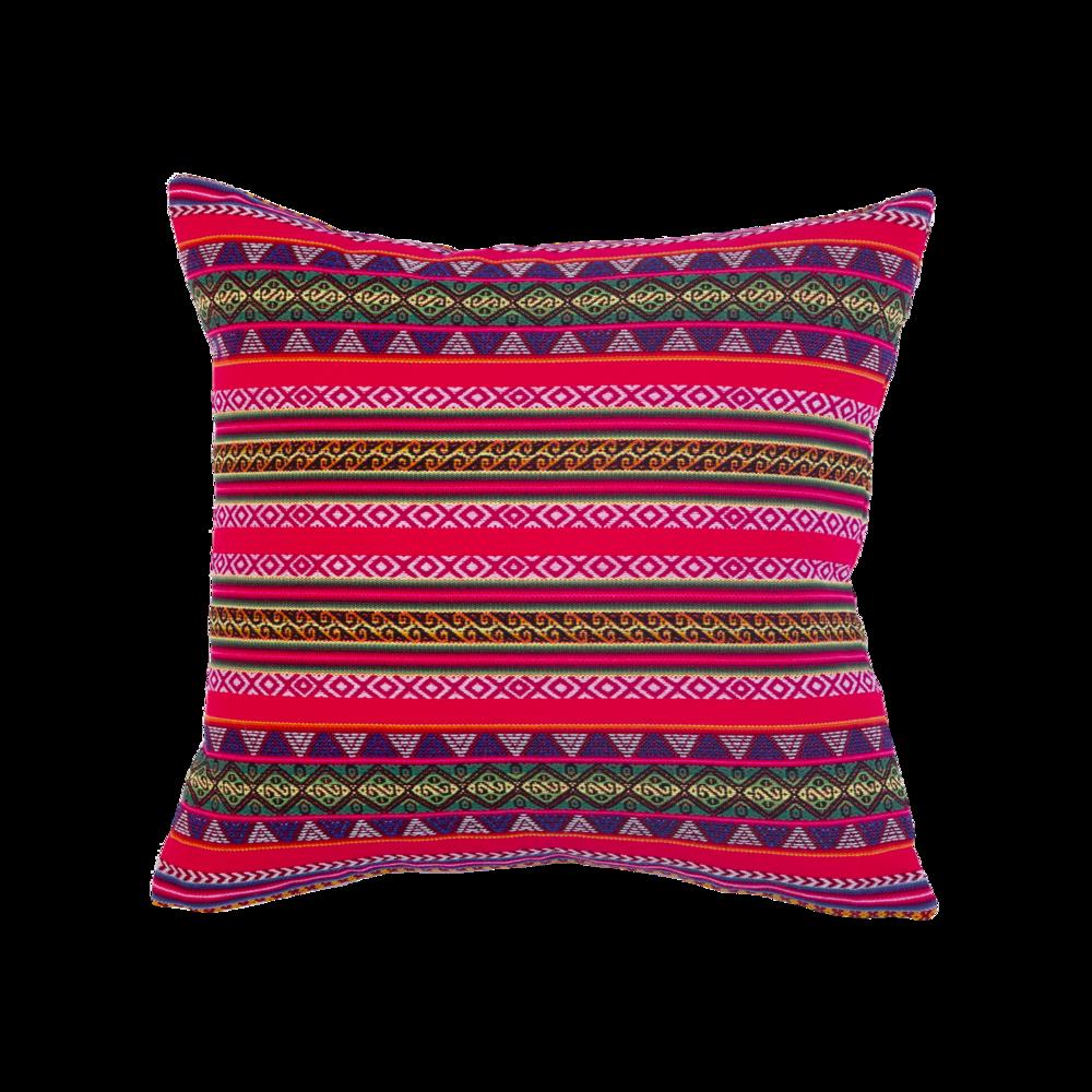 Cuzco Rose - Carré - Coussin 43x43cm50€