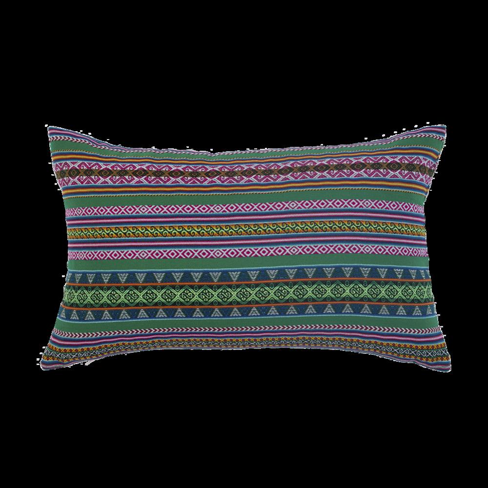 Cuzco Vert - Rectangle - Coussin 40x60cm60€