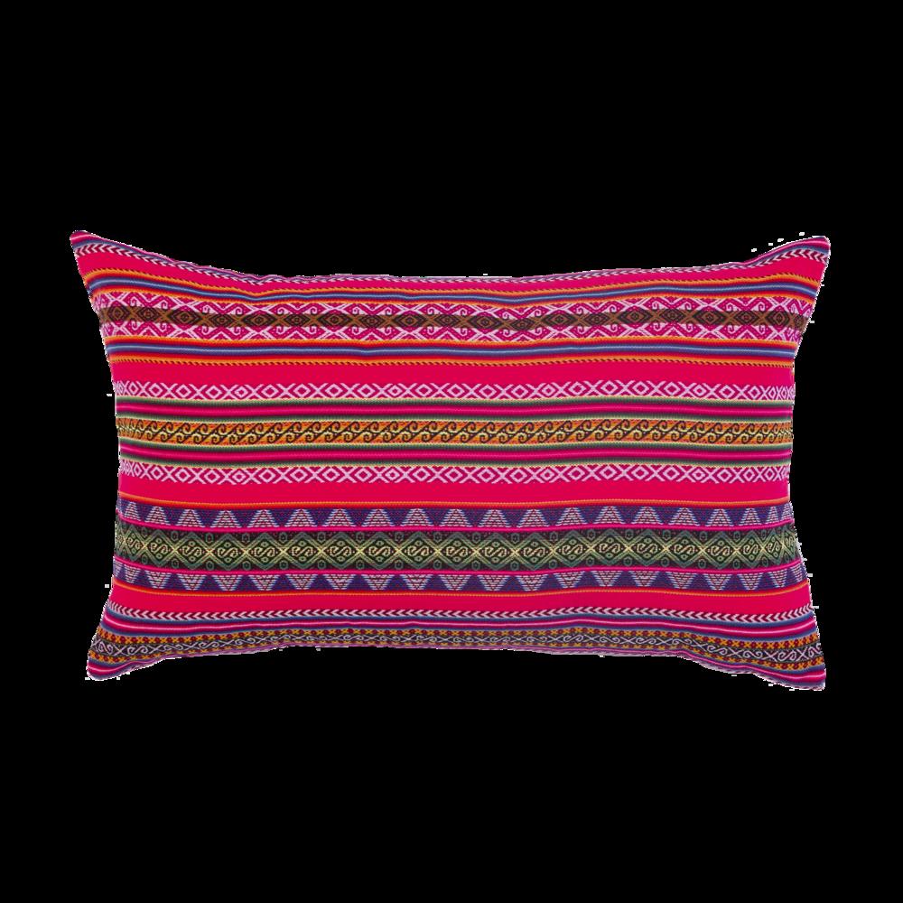 Cuzco Rose - Rectangle - Coussin 40x60cm60€