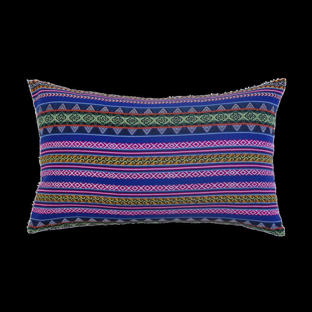 Cuzco Bleu Roi - Rectangle - Coussin 40x60cm60€