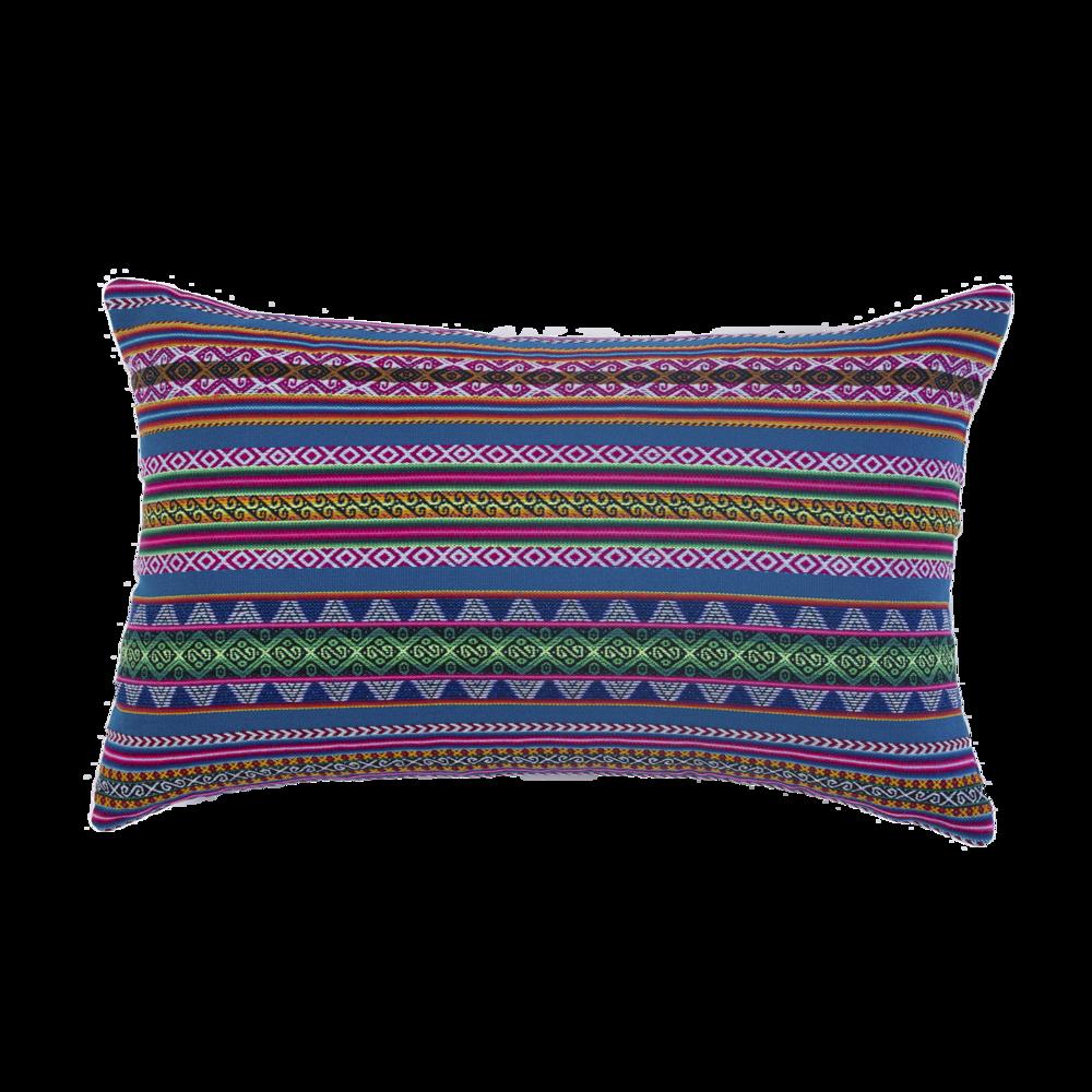 Cuzco Turquoise - Rectangle - Coussin 40x60cm60€