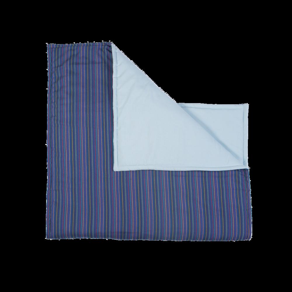 Courtepointe Arequipa Bleu   120x200cm   180€
