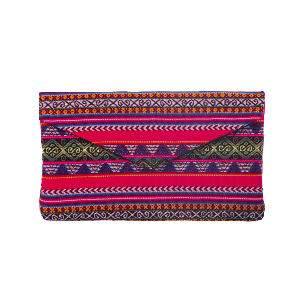 Pochette Cuzco Rose  40€ - OUT OF STOCK