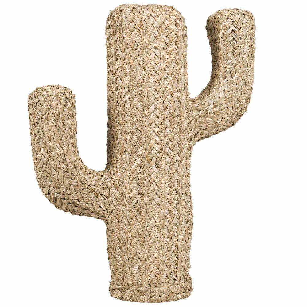 Statue cactus en fibre végétale H55 -  Maisons du Monde