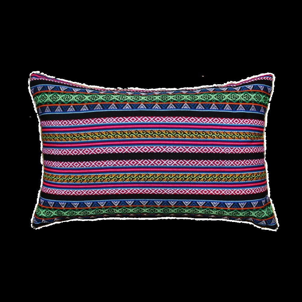 Cuzco Noir - Rectangle - Coussin 40x60cm60€